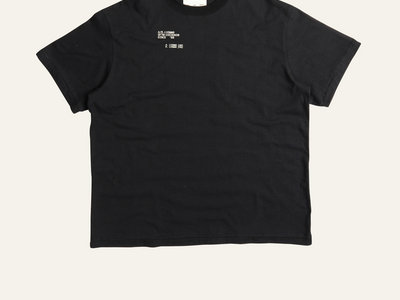 """SONG FOR THE MUTE WITH SVEN VÄTH - """"AM/PM"""" STANDARD TEE / LIMITED EDITION main photo"""
