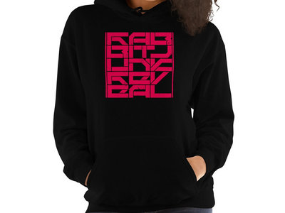 Reveal BLOCK LOGO Hoodie main photo