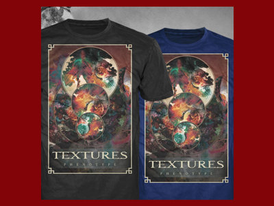 Phenotype design T-shirt (only available in BLUE) main photo