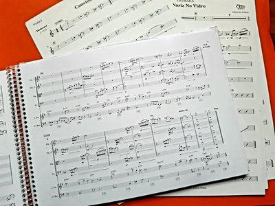 OSTRAKA / Score & Parts main photo