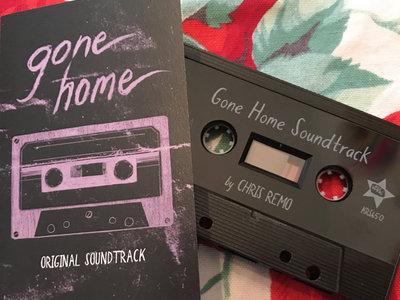 Gone Home Soundtrack Cassette main photo