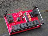 Mindburner 5 way MIDI thru splitter unit photo