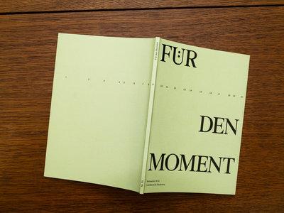 Für den Moment - Liedtexte und Gedichte main photo