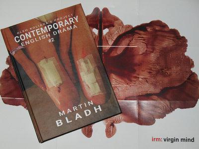 PRE-ORDER! Contemporary #2: English Drama: Martin Bladh. Book main photo