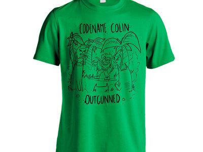 Outgunned T shirt! main photo