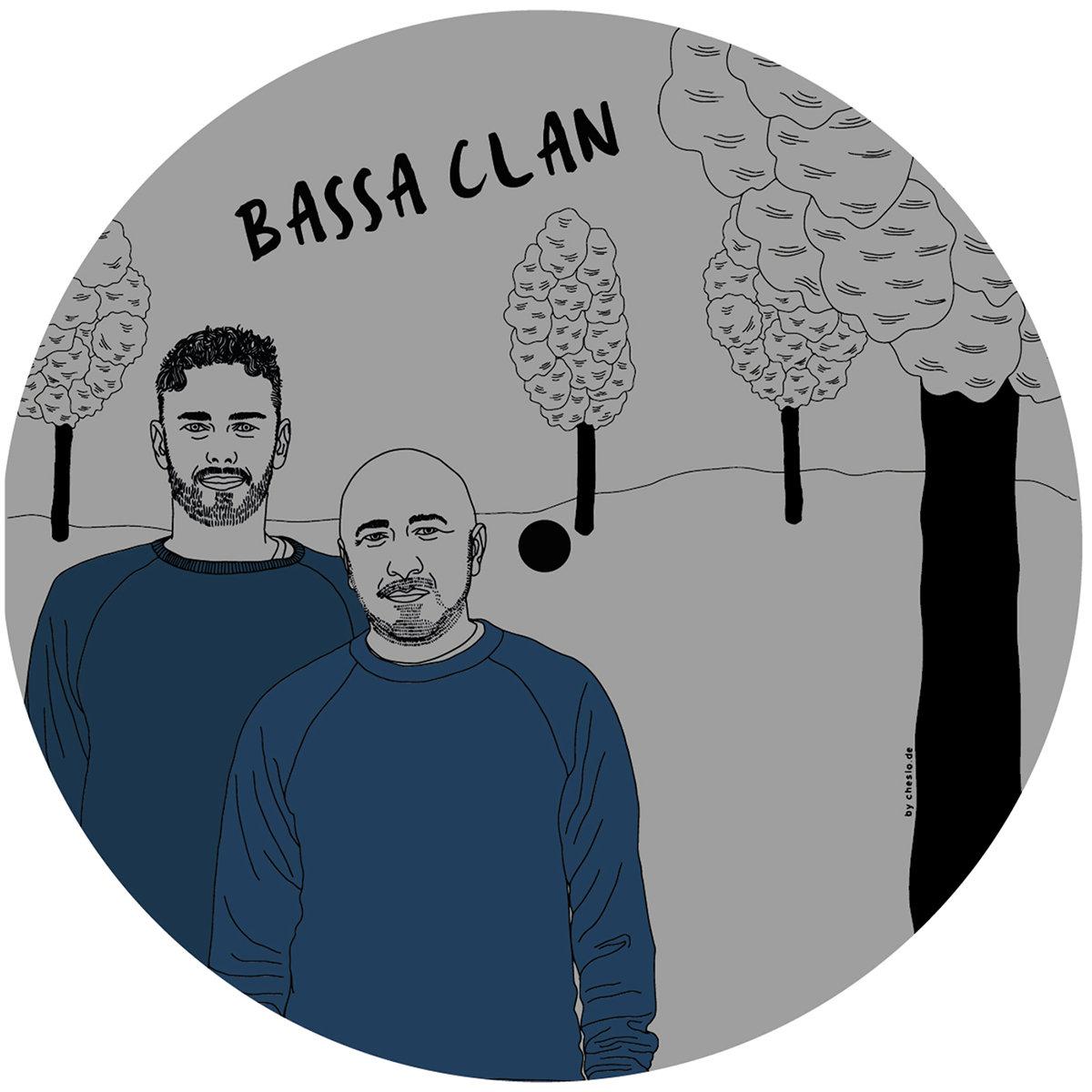 Qv016 Bassa Clan Caroline Ep Traxx Underground