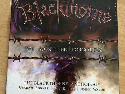 BLACKTHORNE - ANTHOLOGY 3 CD SET - SEALED main photo