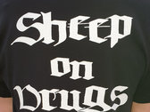 'Classic' Sheep Head T-shirt photo