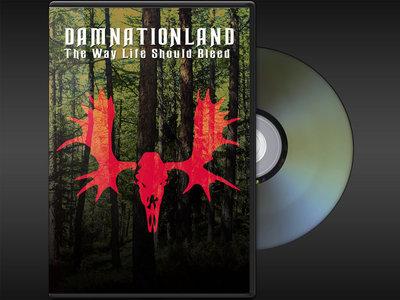 Damnationland 2013 DVD main photo