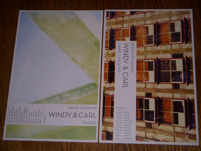 WINDY & CARL 2009 SPRING TOUR POSTERS main photo