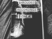 SHROUDED RECORDING ZINE #7 photo
