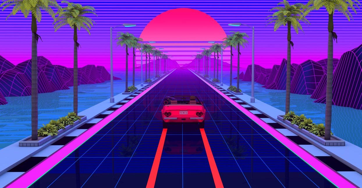 Ten Albums That Provide the Perfect Summer Synthwave Soundtrack | Bandcamp  Daily