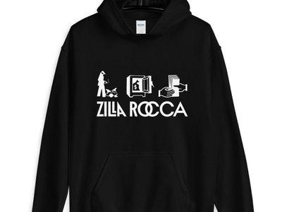 "Zilla Rocca ""Hired Gun"" Unisex HOODIE main photo"