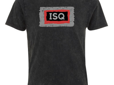 "ISQ ""Requiem For The Faithful"" T-Shirt - Acid Black main photo"
