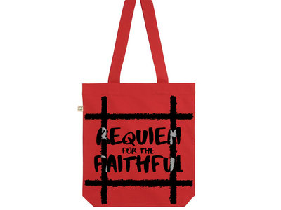 "ISQ ""Requiem For The Faithful"" Tote Bag main photo"