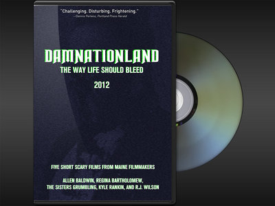 Damnationland 2012 DVD main photo