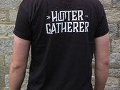 'Move' T-shirt Black photo