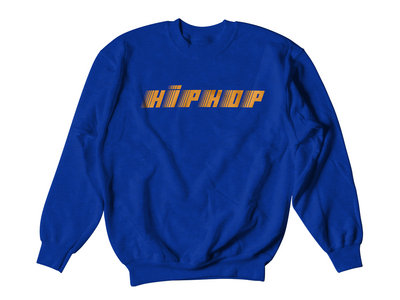 HIP HOP Design Crewneck Sweatshirt main photo