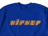 HIP HOP Design Crewneck Sweatshirt photo
