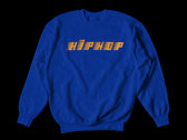 HIP HOP Bundle: Logo Crewneck Sweatshirt & Cassette Tape photo