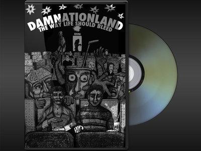 Damnationland 2010 DVD main photo