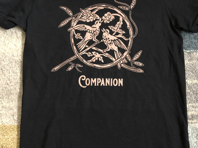 "Limited ""Companion"" album cover T-shirt main photo"