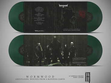 Dark Green 2LP main photo