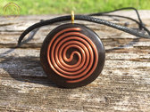 New Desert Dwellers Orgone Vortex Necklace photo