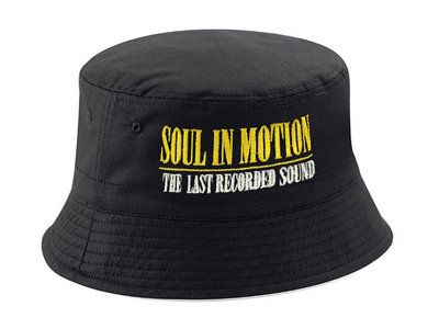 The Last Recorded Sound. Expert Horror x Soul In Motion Bucket Hat main photo