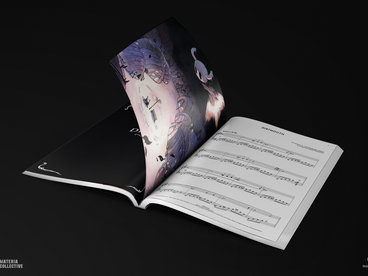 Hollow Knight Piano Collections: PHYSICAL Sheet Music (Book) main photo