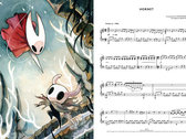 Hollow Knight Piano Collections: PHYSICAL Sheet Music (Book) photo