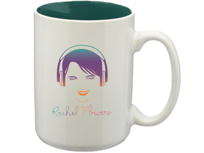 Rachel Flowers Mug main photo