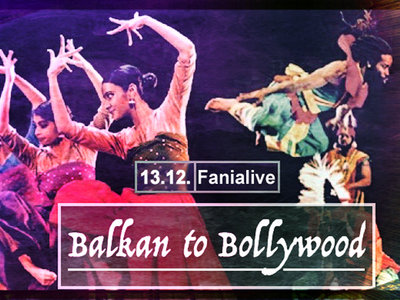 TICKET: Balkan to Bollywood - [dunkelbunt] Vienna Tapes Release Party main photo