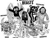 Gwenifer Raymond 'Primitive Beasts' Shirt photo