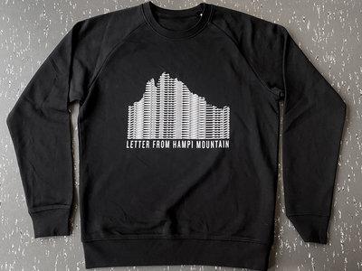 Letter From Hampi Mountain Long Sleeve Sweatshirt main photo
