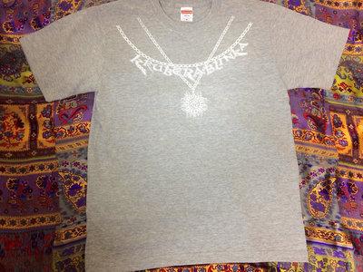 Kruberablinka T-shirt 'Bijou' (Grey) クルベラブリンカ Tシャツ 'ビジュ' (ミックスグレー) main photo