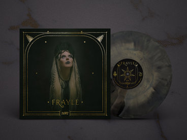 Frayle Limited Edition Vinyl w/ Book and Patch main photo