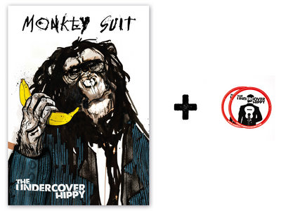 """Monkey Suit"" Poster + Free Stickers main photo"