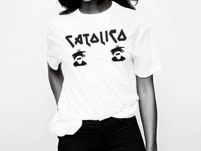 Catolico White T-Shirt main photo
