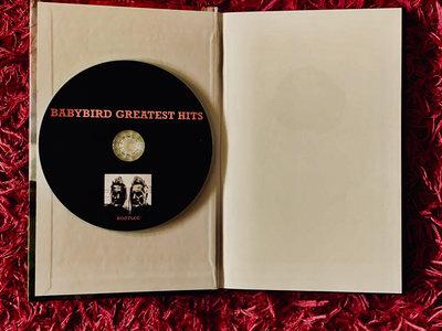 """LYRIX' A beautiful hardback book of Lyrics WITH CD main photo"