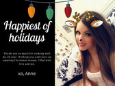 Instant Holiday Song + Personal eCard photo