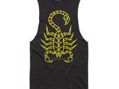 Scorpion Tank Singlet photo