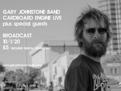 Cardboard Engine live (eticket & digital album) main photo