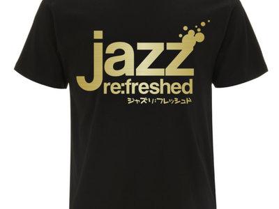 BLACK GOLD jazz re:freshed tee main photo
