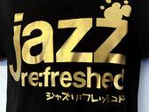 BLACK GOLD jazz re:freshed tee photo