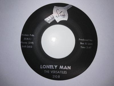 LONELY MAN - THE VERSATILES - NM main photo