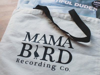 """Listen to yer Mama"" Tote Bag main photo"