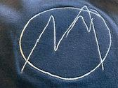 T-Shirt Navy Blue photo
