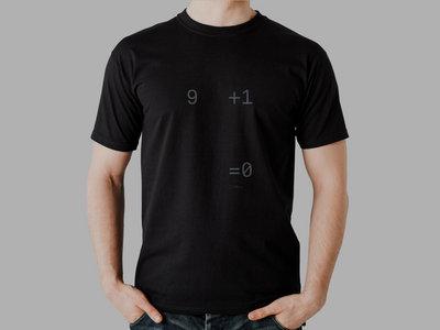 9+1=0 T-shirt main photo