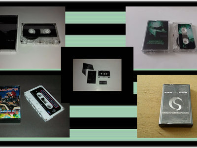 Special priced anniversary cassette bundle main photo